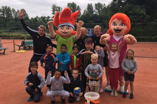 Ace en Love Boeken Tennisevenement