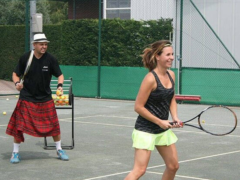 Tennisevenement Tenniclubclinic Tennisclinnics