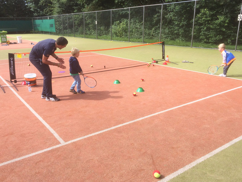Tennisevenement Tennisclinics Jeugdclinic