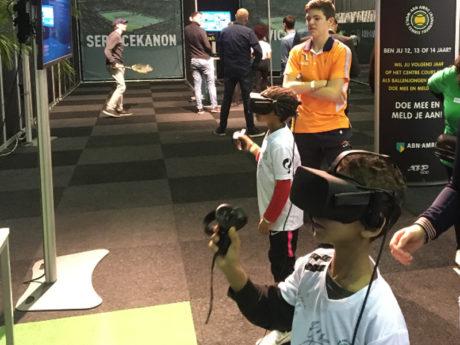 Tennis Evenement VR Tennis